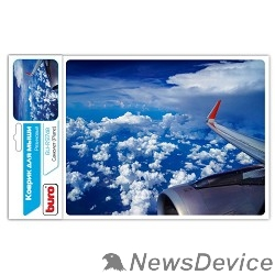 Коврики Коврик для мыши Buro BU-R51748 рисунок/самолет 338258