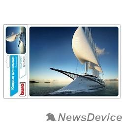 Коврики Коврик для мыши Buro BU-R51753 рисунок/яхта 338260
