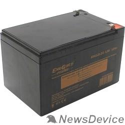 батареи Exegate EP160757RUS Аккумуляторная батарея GP12120 (12V 12Ah, клеммы F2)