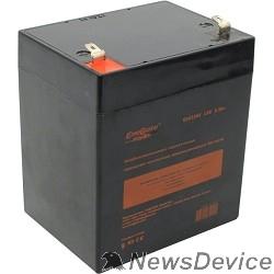 батареи Exegate EP212310RUS Аккумуляторная батарея DTM 12045/EXG1245 (12V 4.5Ah, клеммы F1)