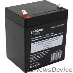 батареи Exegate EP211732RUS Аккумуляторная батарея HR 12-5 (12V 5Ah 1221W, клеммы F2)