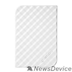"носители информации Verbatim Portable HDD 1Tb Store'n'Go USB3.0, 2.5"" 53206 White"