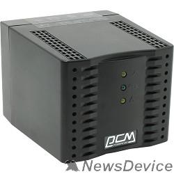 Сетевые фильтры PowerCom Стабилизаторы напряжения TCA-2000 Black