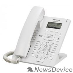 VoIP-телефон Panasonic KX-HDV100RU – проводной SIP-телефон (белый)
