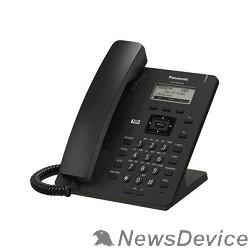 VoIP-телефон Panasonic KX-HDV100RUB – проводной SIP-телефон (черный)