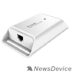 Цифровая камера D-Link DPE-301GS/A1A Гигабитный PoE-адаптер (выходное напряжение 5/9/12В DC)