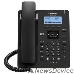 VoIP-телефон Panasonic KX-HDV130RUB – проводной SIP-телефон черный