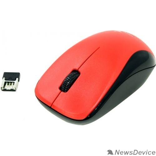 Мышь Genius Мышь NX-7000 Red  оптическая, 1200 dpi, радио 2,4 Ггц, 1хАА, USB 31030109110