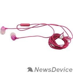 наушники SONY MDR-EX15AP, розовый Наушники с гарнитурой MDR-EX15APPI.CE7