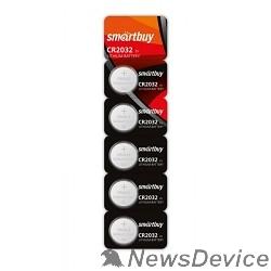Батарейки Smartbuy CR2032/5B (SBBL-2032-5B) (5 шт. в уп-ке)