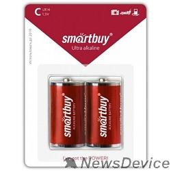 Батарейки Smartbuy LR14/2B (12/192) (SBBA-C02B) (2 шт. в уп-ке)