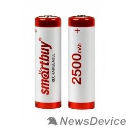 Аккумулятор Smartbuy AA/2BL 2500 mAh (SBBR-2A02BL2500) (2шт. в уп-ке)