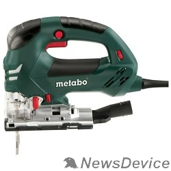 Лобзик Metabo STE 140 Quick Лобзик 601401500  750Вт, 3100 ход/мин, кейс, вес 2.5 кг