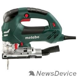 Лобзик Metabo STEB 140 PLUS Лобзик 601404500  750Вт, Quick,а.подсв, кейс, 3100 ход/мин, коробка, вес 2.5 кг