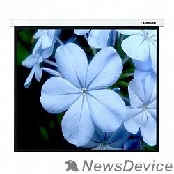 Экраны LUMIEN LUMIEN Master Picture LMP-100102 153х153 см Matte White FiberGlass (белый корпус) черн. кайма по периметру, возможность потолочн./настенного крепления