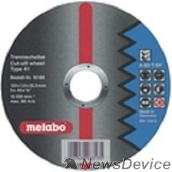 Диски отрезные, пильные, шлифовальные Metabo 616338000 Круг отр сталь Flexiamant S 350x3,0x25,4 прям A24M