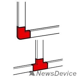 LEGRAND Кабель-каналы, аксессуары Legrand 638199 Плоский угол/Т-образный отвод - для мини-каналов Metra - 60x40