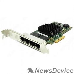 INTEL Сетевые адаптеры Intel Ethernet Server Adapter I350-T4V2 (I350T4V2, I350T4V2BLK) 936716/915198