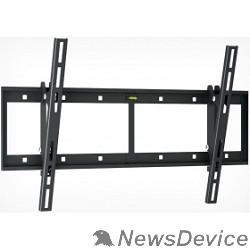 """Крепеж Кронштейн для телевизора Holder LCD-T6606 черный 42""""-65"""" макс.60кг настенный наклон"""