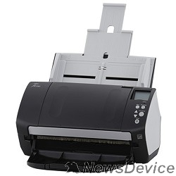 Сканер Fujitsu  fi-7160  PA03670-B051  (А4, 60/120 стр. в мин. двусторонний, ADF 80 листов, 6 000 )