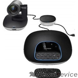 Цифровая камера 960-001057 Logitech ConferenceCam Group