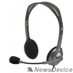 Наушники Logitech Headset H111 Stereo 981-000593