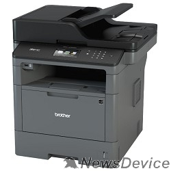 Принтер Brother MFC-L5700DN МФУ, A4, 256Мб, 40стр/мин, факс, дуплекс, ADF50, LAN, USB, старт.картридж 2000стр (MFCL5700DNR1)