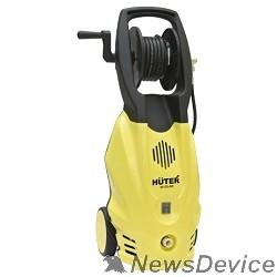 Мойки Huter W135-AR 70/8/9 Мойки высокого давления   1650 вт, 135 бар, расход=375 л/час, вход=0,4 бар, 7,6 кг