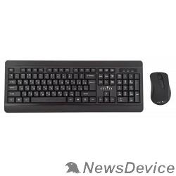 Клавиатура Клавиатура + мышь Oklick 270M black USB 337455