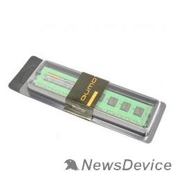 Модуль памяти QUMO DDR3 DIMM 4GB (PC3-12800) 1600MHz QUM3U-4G1600C(N)11L 1.35V