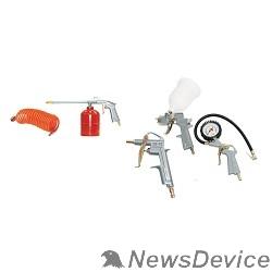 Пневматическое оборудование FUBAG Набор пневмоинструмента 5 предметов 120101 к/р с верхним бачком