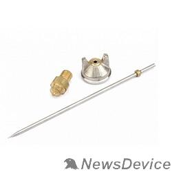 Пневматическое оборудование FUBAG BASIC S750 Сопло 2.5 мм под краскораспылитель 130106 игла_головка_сопло