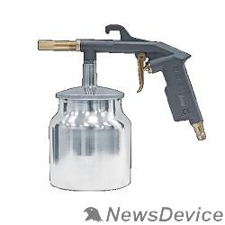 Пневматическое оборудование FUBAG Пневмопистолет пескоструйный с бачком 110115 142л/мин_3.5бар_0.75л_цветн.коробка