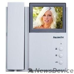 Домофоны Falcon Eye FE-4CHP2 Цветной монитор домофона 4-провод., на 2 вызывные панели, доп. трубка, интерком