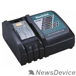 Батареи аккумуляторные и Зарядные устройства Makita 195915-5 Устройство зар,7.2-18В Ni-Mh,14.4-18В Li-ion, DC18RC,блистер снят с пр-ва, замена 195881-6