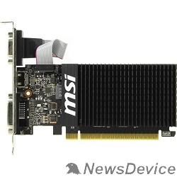 Видеокарта MSI GT710 2GD3H LP RTL