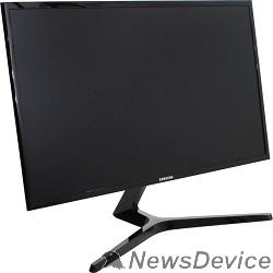 "Монитор LCD Samsung 27"" S27F358FWI черный VA LED 1920x1080 4 ms 16:9 250cd 178гр/178гр HDMI DisplayPort"