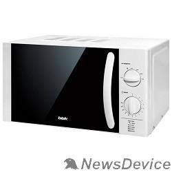 Микроволновые печи BBK BBK 20MWS-713M/W (W) Микроволновая печь, цвет белый