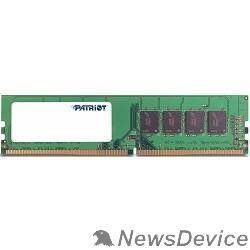 Модуль памяти Patriot DDR4 DIMM 8GB PSD48G240081 PC4-19200, 2400MHz
