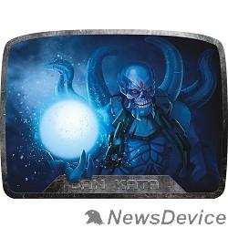Коврики Dialog Gan-Kata PGK-20 skeleton с рисунком скелета, Игровая поверхность для мыши - размер 425х320х3мм