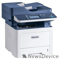 Копировальный аппарат Xerox WorkCentre 3345V_DNI  A4, Laser, 40ppm, max 80K pages per month, 1.5 GB, USB, Eth, WiFi   WC3345DNI#