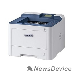 Принтер Xerox Phaser 3330V_DNI  A4, Laser, 40ppm, max 80K pages per month, 512MB, USB, Eth, WiFi P3330DNI#/3330V_DNI