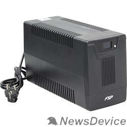 ИБП FSP DPV1000 PPF6001001 Line interactive, 1000VA/600W,USB, 4*Shuko