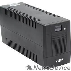 ИБП FSP DPV650 PPF3601900 Line interactive, 650VA/360W,USB, 4*IEC