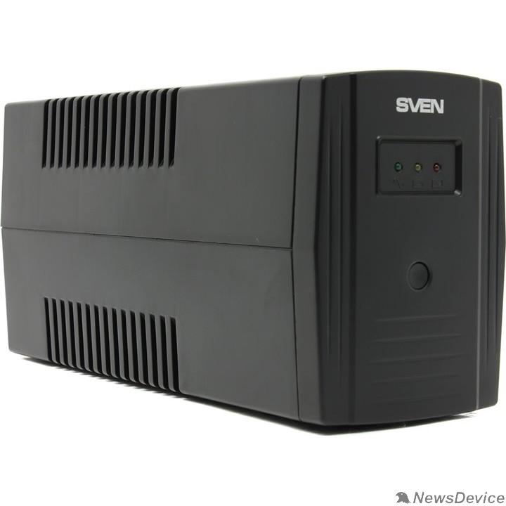ИБП SVEN Источник бесперебойного питания SVEN  Pro 800