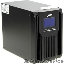 ИБП FSP Knight PRO+ TW 1K PPF9001200 Online,1000VA/900W,IEC*3