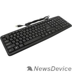 Клавиатура Defender Клавиатура  HB-420 RU Black USB 45420 Проводная, полноразмерная