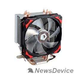 вентилятор Cooler ID-Cooling SE-214 130W/PWM/ Red LED/ Intel 775,115*/AMD