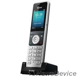 VoIP-телефон YEALINK W56H W56H Беспроводной телефон (трубка), поддержка SIP, WAN, LAN