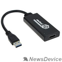 Контроллер ORIENT C024, для подключения HDMI TV/монитора/проектора к USB,макс.разр.1920Х1080